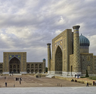 Registon, Samarkand