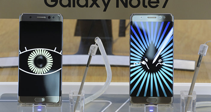 Samsung Galaxy Note 7 телефони