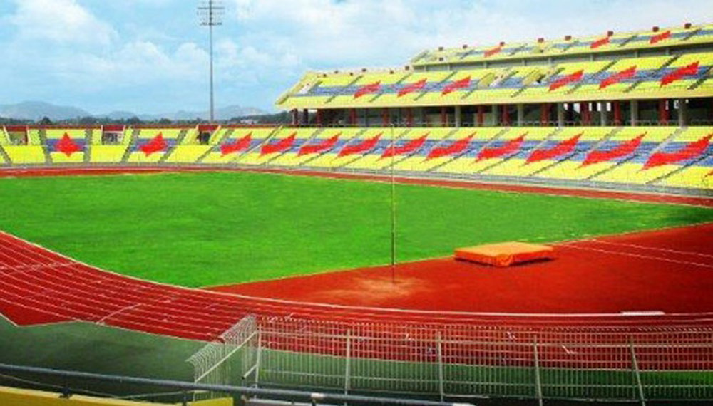 Стадион Hang Jebat Stadium в Сирии