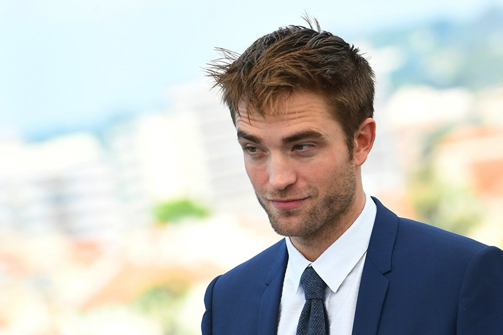 Akter Robert Pattinson
