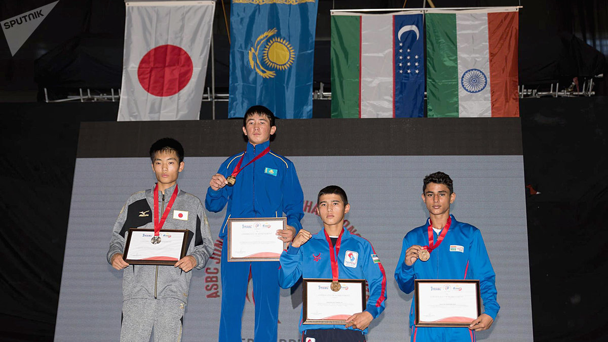 The ASBC Asian Confederation Junior Boxing Championships finished with its fifth competition day in Puerto Princesa, Philippines where 13 final bouts have been held on Monday. Kazakhstan became the most successful nation in the ASBC Asian Confederation Junior Boxing Championships with six titles but Uzbekistan, Japan and Philippines also won gold medals in Puerto Princesa